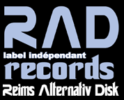 RAD Records Reims Alternativ Disk